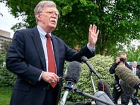 США не намерены отказываться от полной денуклеаризации Корейского полуострова, сказал Джон Болтон