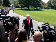 Дональд Трамп, 5 июля 2019 года