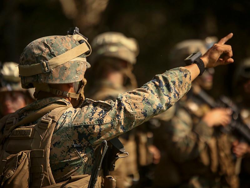 Американские военные обучают ополченцев из прибалтийских стран для противостояния российской оккупации
