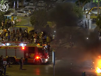 С 1 июня по всему Израилю проходят акции протеста представителей эфиопской общины. Вечером 2 июля манифестации вышли из-под контроля и вылились в массовые беспорядки