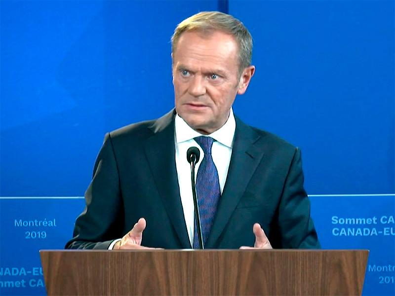 """Выборы в Европарламент показали, что ЕС может противостоять популистам, полагает Дональд Туск"""" />"""