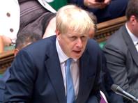 """Великобритания хочет покинуть ЕС со сделкой, но готова и к """"жесткому"""" Brexit, сказал Борис Джонсон"""