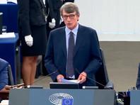 Главой Европарламента избран итальянский журналист Давид Сассоли