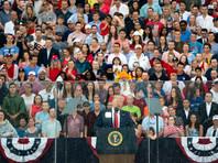 Трамп пообещал, что США  скоро вернутся на Луну и  установят свой флаг на Марсе