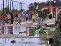 Двое российских туристов, включая ребенка, погибли при шторме в Греции (ВИДЕО)