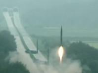 КНДР запустила две ракеты в сторону Японии