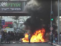 В Израиле бушуют протесты эфиопской общины из-за гибели 19-летнего юноши от рук полицейского (ВИДЕО)
