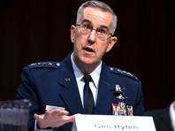 Обвинения в адрес главы Стратегического командования США ложны, заявила куратор служебного расследования