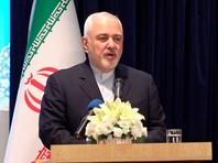 США вводят санкции в отношении главы МИД Ирана