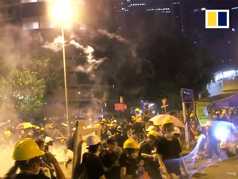 Гонконг, 2 июля 2019 года