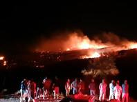 Власти Северного Кипра заявляют, что в ночь на понедельник, 1 июля, на их территории упал некий объект, который, по всей видимости, был ракетой или самолетом