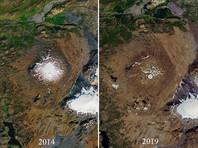 """В Исландии """"похоронили"""" растаявший 700-летний ледник, оставив на его месте тревожное послание потомкам (ФОТО, ВИДЕО)"""