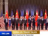 КНР и США на протяжении нескольких месяцев вели переговоры об урегулировании торговых споров. Последний (11-й) раунд прошел в первой половине мая в американской столице, однако после этого диалог зашел в тупик. Очередной раунд переговоров пройдет в следующем месяце