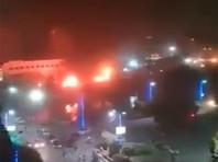 В Каире 19 человек погибли в результате взрыва после ДТП (ВИДЕО)