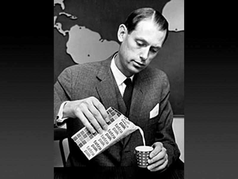 """В возрасте 93 лет умер Ханс Раусинг, выведший упаковку Tetra Pak на мировой рынок"""" />"""