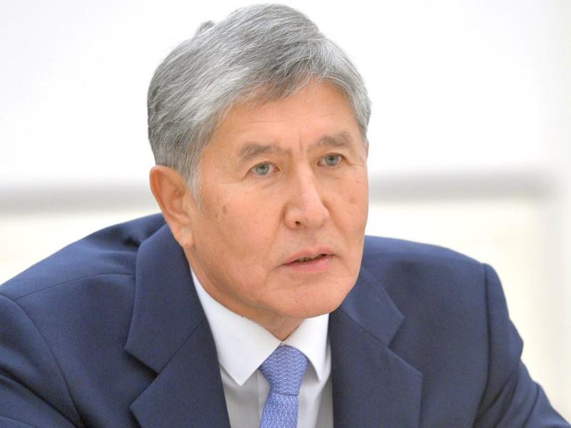 Бывший президент Киргизии Алмазбек Атамбаев официально стал подозреваемым уже по четырем уголовным делам