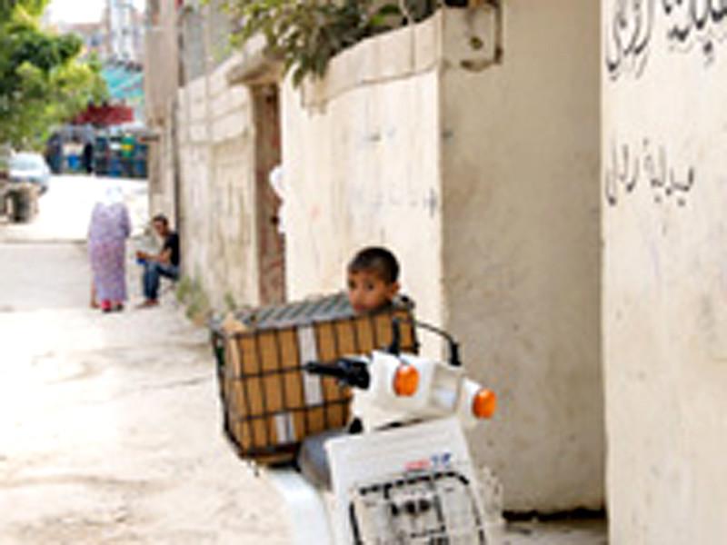 Всего в Ливане насчитывается 12 лагерей, пользующихся внутренней автономией, а численность палестинских беженцев оценивается в 450 тыс. человек