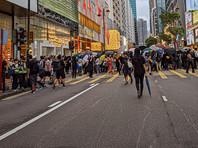В настоящее время демонстранты выдвигают властям пять требований