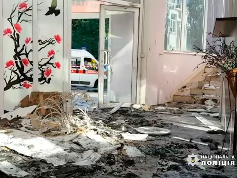 Восемь человек погибли при пожаре в одесской гостинице