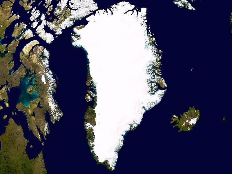 "Президент США Трамп изучает вопрос покупки Гренландии"" />"