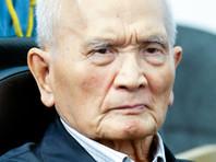 """93-летний идеолог """"красных кхмеров"""" умер в камбоджийской тюрьме"""