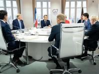 Между тем западная пресса пишет, что в действительности президент США Дональд Трамп поссорился с другими лидерами G7, а поводом для этого стала Россия