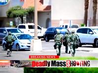 В субботу в результате бойни в одном из магазинов Walmart на территории торгового центра в городе Эль-Пасо 22 человека погибли, а еще 24 были ранены