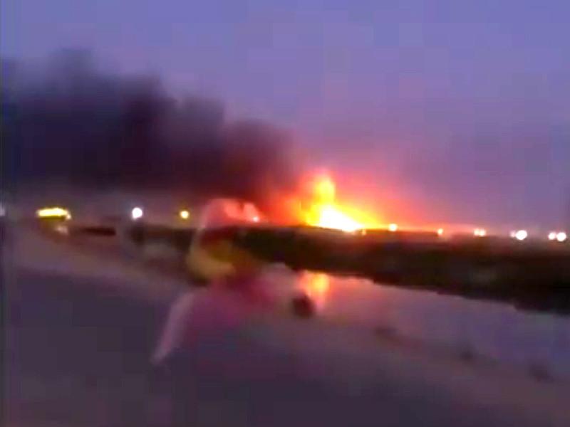 """Сильные взрывы прогремели 20 августа около базы иракских военно-воздушных сил """"Аль-Бакр"""", расположенной в провинции Салах-эд-Дин примерно в 70 км к северу от Багдада"""