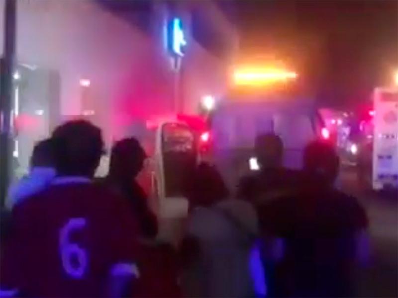 Двадцать шесть человек стали жертвами нападения на бар в городе Коацакоалькос в мексиканском штате Веракрус