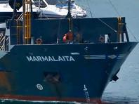 """Пираты, похитившие восемь человек с судна """"Мармалайта"""" у берегов Камеруна, вышли на связь"""
