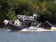 Пограничный катер США на реке Рио-Гранде обстреляли со стороны Мексики