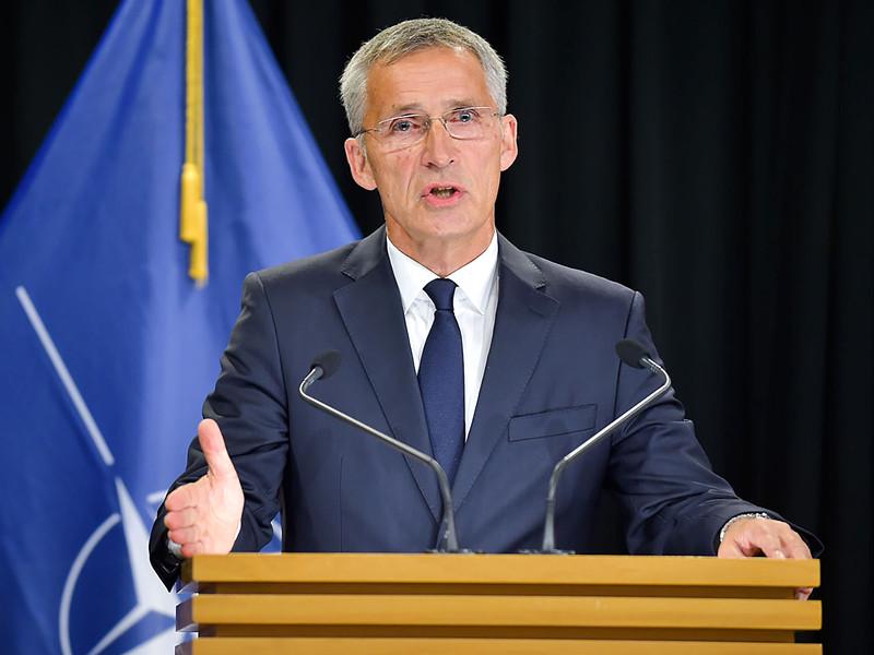 Столтенберг написал статью о возможности военного ответа НАТО в случае кибератаки