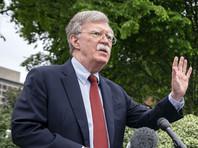 США намерены противодействовать вмешательству в выборы с помощью киберопераций, сказал Джон Болтон