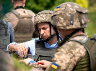 Владимир Зеленский сменил командующих силовой операцией в Донбассе и Сухопутными войсками