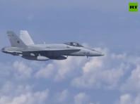 Самолеты НАТО приблизились к борту Шойгу над Балтикой для идентификации