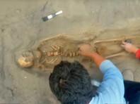 В Перу более 200 детей были принесены в жертву по древнему обряду Чиму ради хорошей погоды (ФОТО, ВИДЕО)