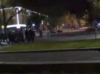 В Бишкеке начались столкновения сторонников Атамбаева с милицией