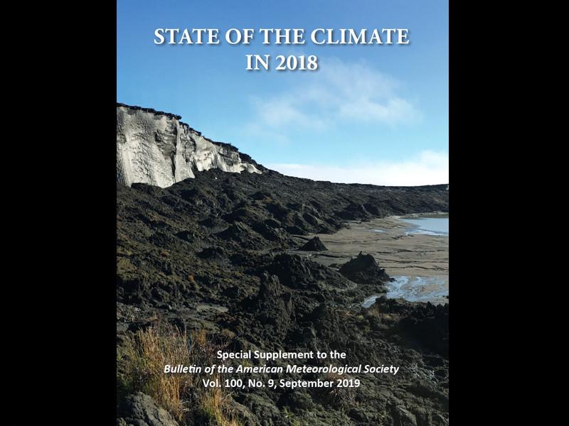 """Содержание углекислого газа в атмосфере Земли достигло в 2018 году рекордного уровня за последние 800 тысяч лет. Об этом сообщила в среду телекомпания CNN со ссылкой на доклад Американского метеорологического общества """"О ситуации с климатом"""" (State of the Climate 2018)"""