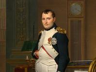 На торги в Новом Орлеане  выставлена  бронзовая копия посмертной маски Наполеона