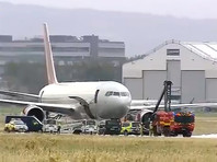 Сотрудников Пентагона эвакуировали из самолета в ирландском аэропорту из-за пожара