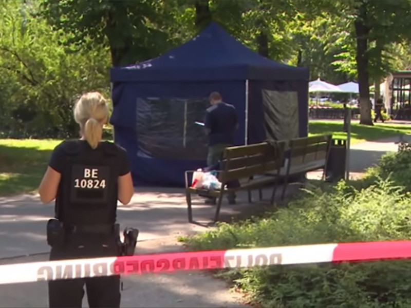 В деле об убийстве в центре Берлина 41-летнего этнического чеченца из Грузии Зелимхана Хангошвили спецслужбы Германии считают наиболее вероятной версией заказное убийство