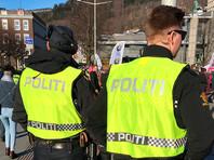 Норвежская полиция  расследует стрельбу в мечети в пригороде Осло как возможный теракт