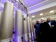 Тегеран стал наращивать усилия в области разработок ядерного оружия после одностороннего выхода США из СВПД 8 мая 2018 года и введения Вашингтоном санкций против Ирана в сфере нефтяного экспорта