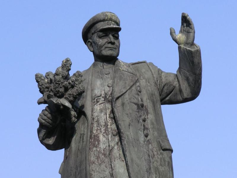 """Вопрос о памятнике маршалу Коневу в районе Прага-6, считают в МИДе страны, """"является внутренним делом Чехии"""