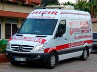В Анталье перевернулся автобус с российскими туристами, пострадали 15 человек