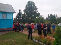 В украинском селе подрались почти 60 представителей православных общин, не поделивших храм