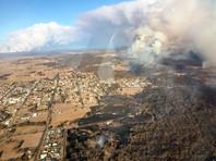 Нехарактерные для этого времени года природные пожары на востоке Австралии угрожают населенным пунктам (ФОТО, ВИДЕО)