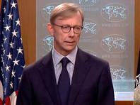 Об этом на брифинге 4 сентября сообщил спецпосланник США по Ирану Брайан Хук