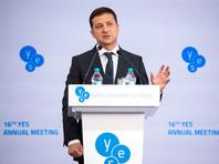 Зеленский: выборы в Донбассе могут состояться только после разведения войск