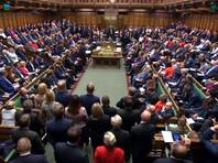"""Британский парламент противится """"жесткому брекзиту"""", на котором настаивает премьер-министр Джонсон"""